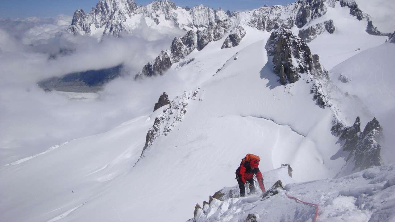 Alpinismo invernale
