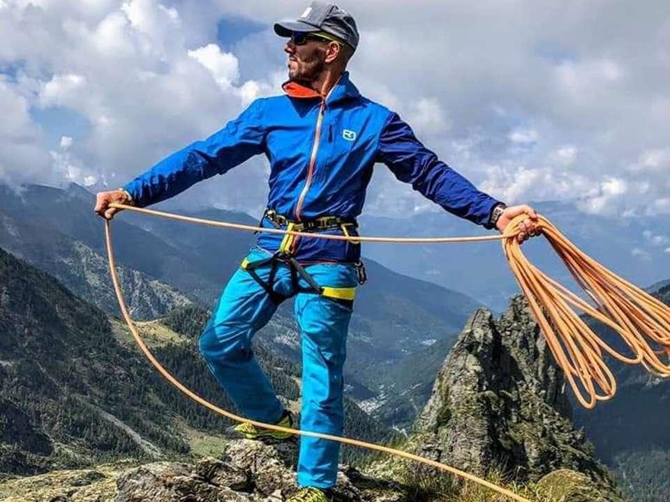 Guida Alpina - alpinismo estivo