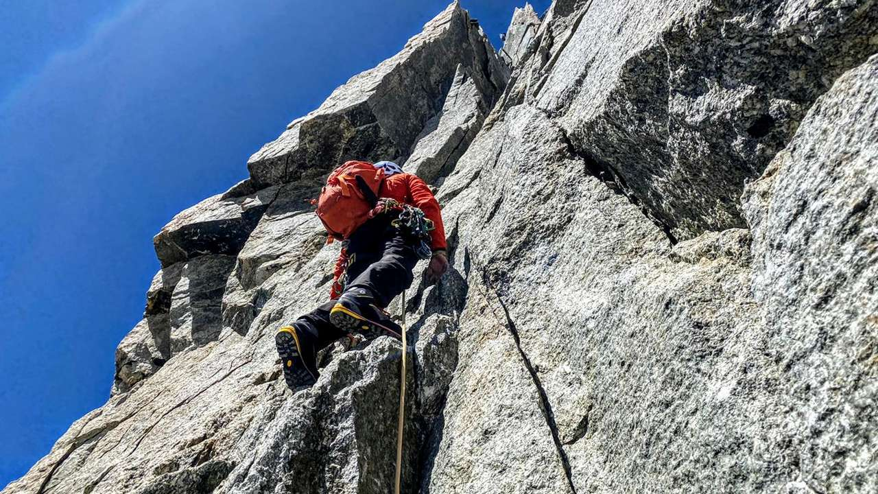 Alpinismo i 4mila delle Alpi