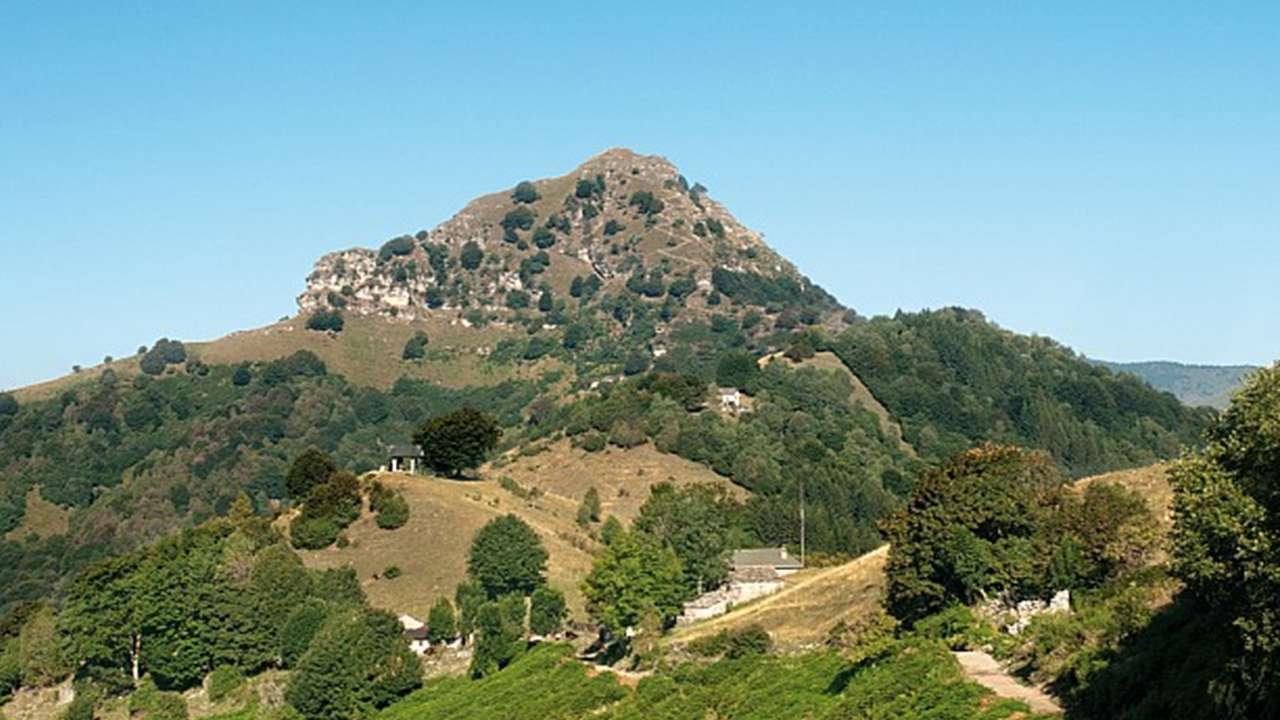 Alta via dei Monti Lariani