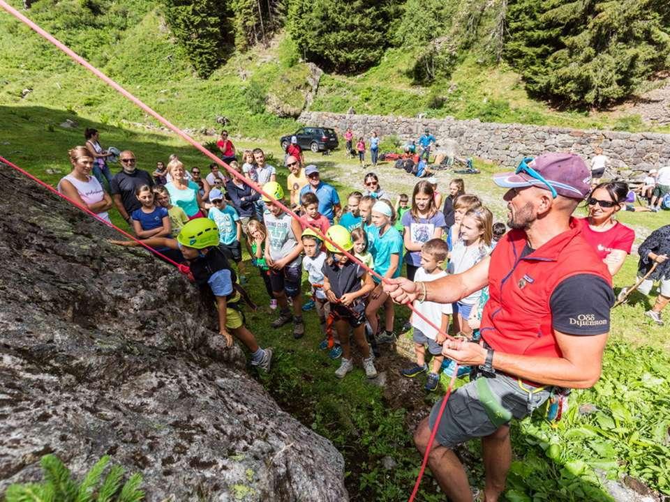 corso arrampicata