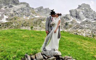 Matrimonio Cinghio e Vale